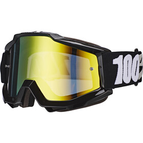 100% Accuri Anti Fog Mirror Goggles tornado